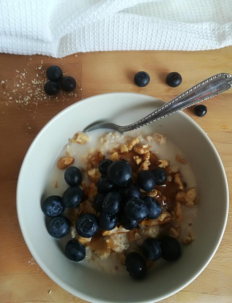 Porridge-colazione