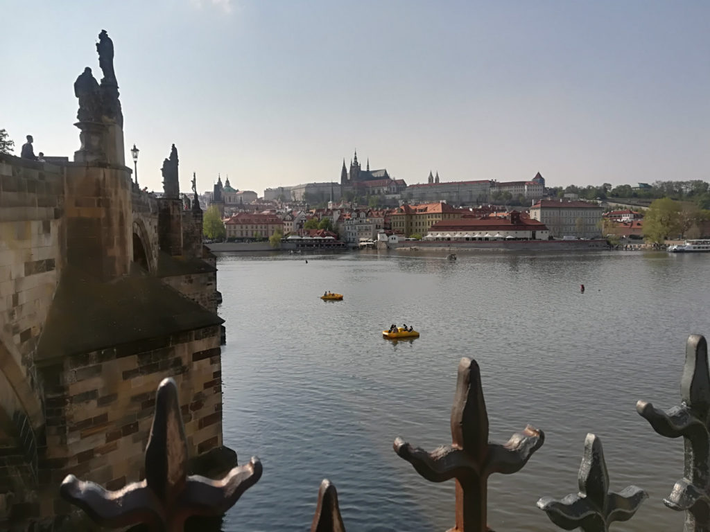 Praga-castello