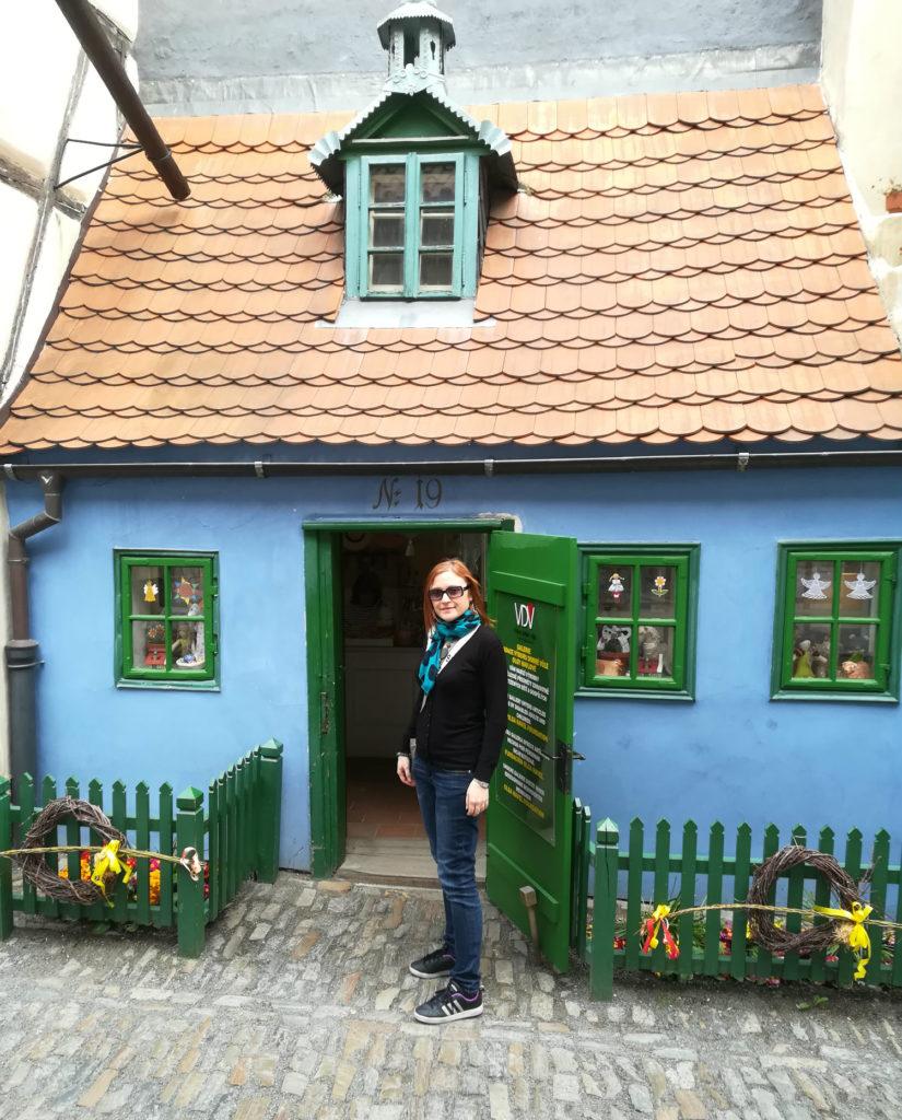 Praga-vicolo-doro