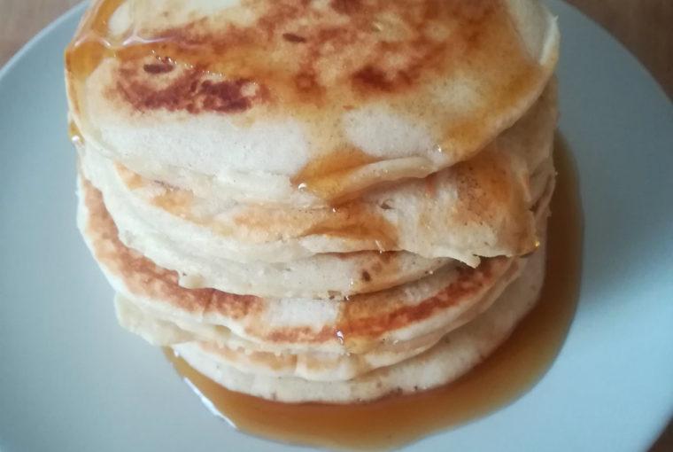Pancakes-senza-latte