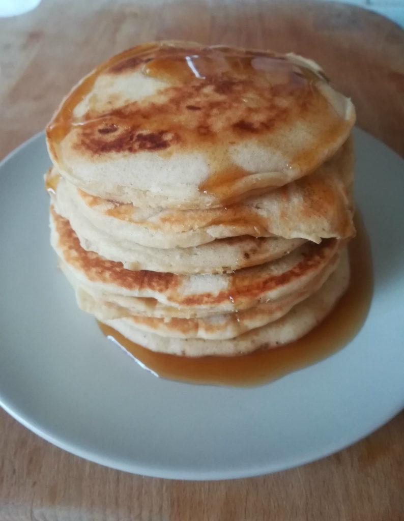 pancakes-senza-latte-e-burro