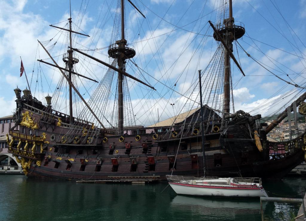 Genova-porto-antico